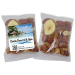 Sweet Honey Roasted Trail Mix in Clear Logo Pouches (1  oz.)