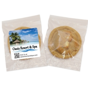 Individually wrapped Specialty Cookie Flavor