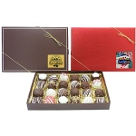 Luxury Chocolate Assortment Gift Box - 24 PIECE