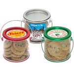 Cookie Pails with Gourmet Cookies in Chocolate Chip