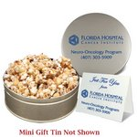 Toffee Popcorn Crunch in Mini Tin (Not Drizzled - 3 oz)