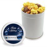 Toffee Crunch Popcorn - Quart Tin