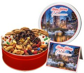 Sweet & Salty Chocolate Explosion Assortment in Reg Tin
