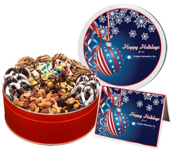 Sweet & Salty Chocolate Explosion Assortment (50 oz. in Large Tin