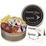 Wintertime Deluxe Gourmet Cookie Gift Assortment