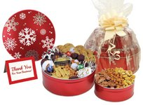 Charming Elegance Gift Basket Tower