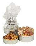 Stack-A-Snack Gourmet Gift Basket Tower