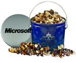 Chocolate Drizzled Crunch in Designer Gift Bucket (18 oz.)