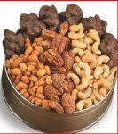 Chocolate Covered Deluxe Nut Assortment