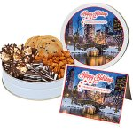 World Series Snack Assortment Small Tin