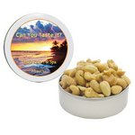 Jumbo Cashews in Gift Tin (4 oz.) - Petite Tin