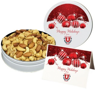 Fancy Mixed Gourmet Nuts (12 oz. in Small Tin)