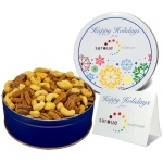 Fancy Mixed Nuts in Gift Tin (21 oz.) - Regular Tin