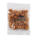 Snack Bag with Honey Roasted Peanuts