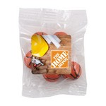 Snack Bag with Chocolate. Basketballs
