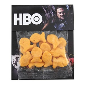 Billboard Bag with Goldfish