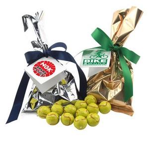 Mug Stuffer with Chocolate Tennis Balls