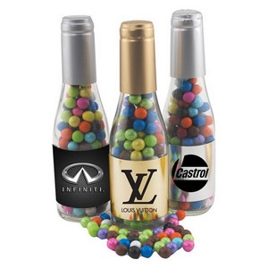 Champagne Bottle with Sixlets