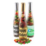 Champagne Bottle with Jelly Beans