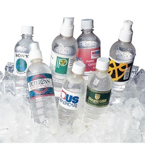 Sports Cap Bottled Water - Case Pricing