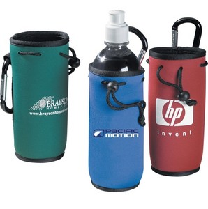 Tote with Bottled Water