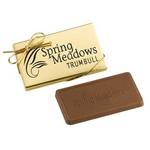 Custom Molded Chocolate in Gift Box