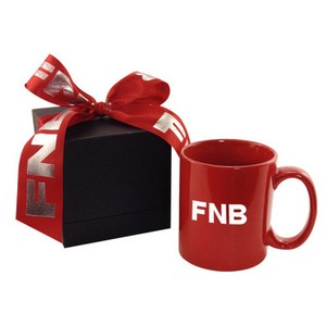Deluxe Mug in Black Gift Box