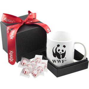 Mug & Starlight Mints Gift Box