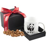 Mug & Cashews Gift Box