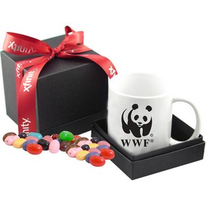 Mug & Jelly Bellies Gift Box