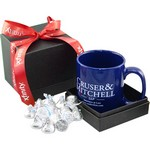 Mug & Hershey Kisses Gift Box