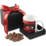 Mug & Chocolate Covered Peanuts Gift Box