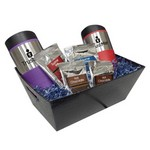 Deluxe Travel Mug Gift Tray