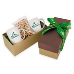 2 Mug Gift Box- Cashews