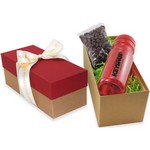 Sport Bottle Gift Box- Chocolate Raisins