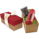 Sport Bottle Gift Box- Chocolate Peanuts