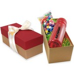 Sport Bottle Gift Box- Gumballs