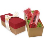 Sport Bottle Gift Box- Red Hots