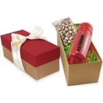 Sport Bottle Gift Box- Pistachios
