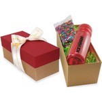 Sport Bottle Gift Box- Chocolate Sunflwr Seeds