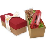 Sport Bottle Gift Box- Honey Rst Peanuts