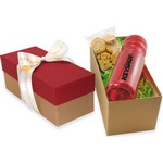 Sport Bottle Gift Box- Chocolate Chip Cookies