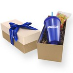 Tumbler Gift Box-Caramel Popcorn