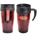 Travel Mug 16oz Full Color Dome