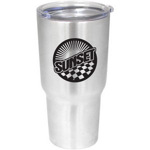 30 oz Stainless Steel Tumbler