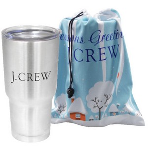 30 oz Stainless Steel Tumbler Gift Bag