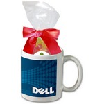Mug with Gummy Bears Mug Drop