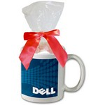Mug with Jelly Belly Mug Drop