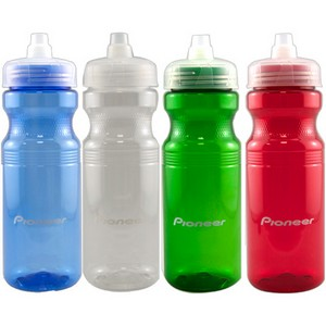 24 oz Sports Bottle with SureFlow Lid