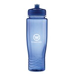 28 oz Sport Bottle with Push Pull Lid